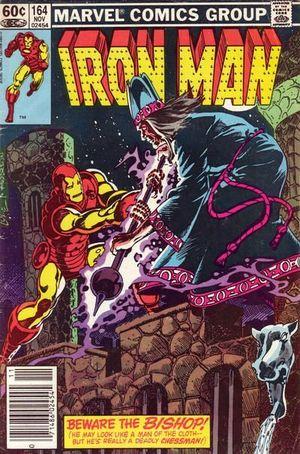 IRON MAN (1968 1ST SERIES) #164