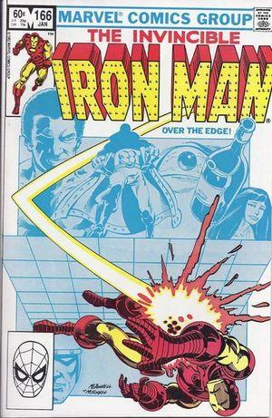 IRON MAN (1968 1ST SERIES) #166