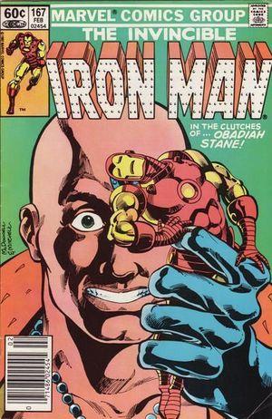 IRON MAN (1968 1ST SERIES) #167