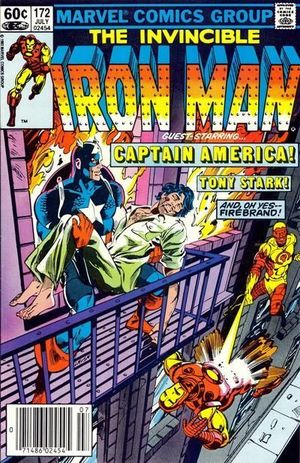 IRON MAN (1968 1ST SERIES) #172