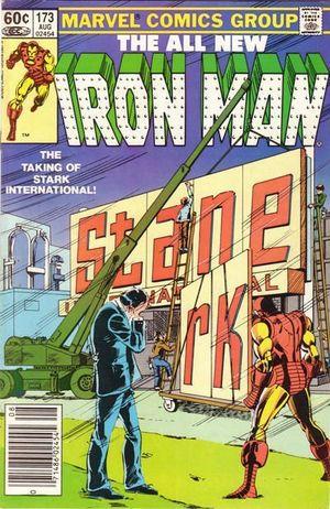 IRON MAN (1968 1ST SERIES) #173