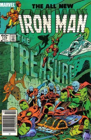 IRON MAN (1968 1ST SERIES) #175