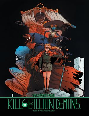 KILL 6 BILLION DEMONS TPB (2016) #2