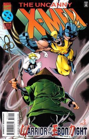 UNCANNY X-MEN (1963 1ST SERIES) #329