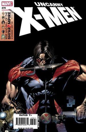 UNCANNY X-MEN (1963 1ST SERIES) #476