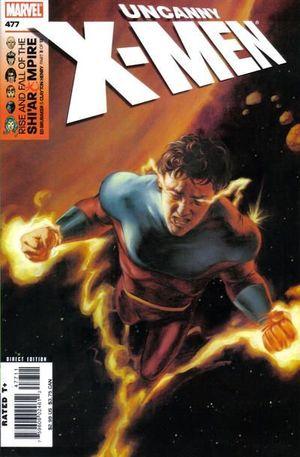 UNCANNY X-MEN (1963 1ST SERIES) #477