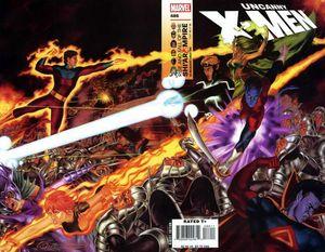 UNCANNY X-MEN (1963 1ST SERIES) #486
