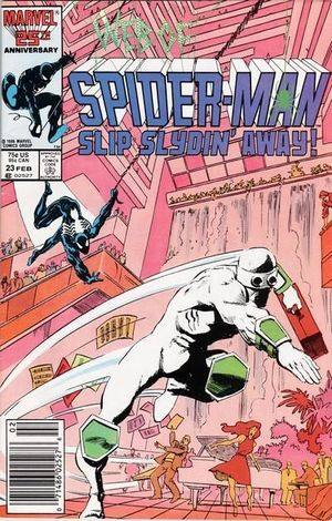 WEB OF SPIDER-MAN (1985 1ST SERIES) #23