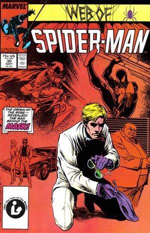WEB OF SPIDER-MAN (1985 1ST SERIES) #30