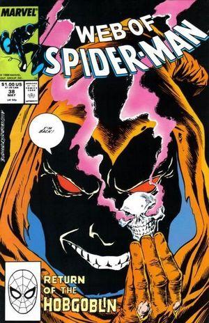 WEB OF SPIDER-MAN (1985 1ST SERIES) #38