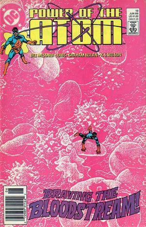 POWER OF THE ATOM (1988) #13