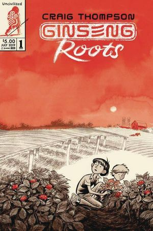GINSENG ROOTS (2019) #1