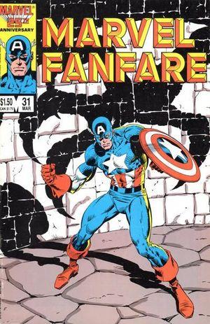MARVEL FANFARE (1982 1ST SERIES) #31