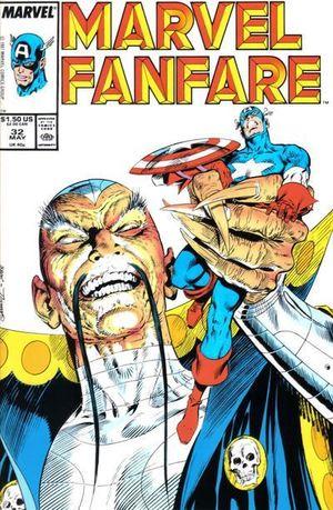 MARVEL FANFARE (1982 1ST SERIES) #32