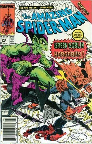 AMAZING SPIDER-MAN (1963 1ST SERIES) #312