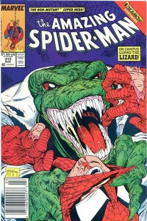 AMAZING SPIDER-MAN (1963 1ST SERIES) #313
