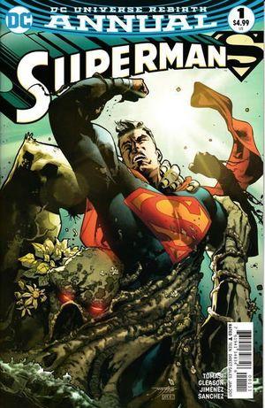 SUPERMAN (2016 4TH SERIES) ANNUAL #1