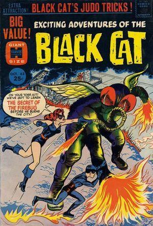 BLACK CAT MYSTERY (1951 HARVEY) #63