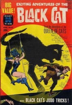 BLACK CAT MYSTERY (1951 HARVEY) #65