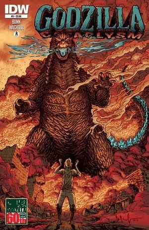 GODZILLA CATACLYSM (2014) #3