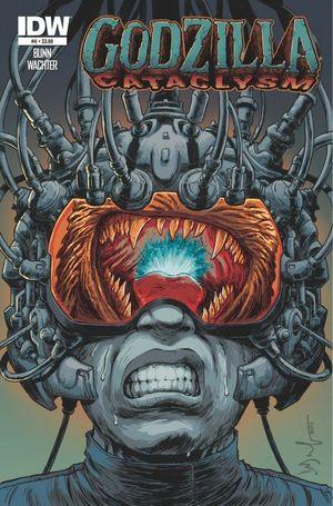 GODZILLA CATACLYSM (2014) #4