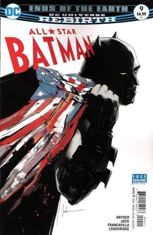 ALL STAR BATMAN (2016) #9