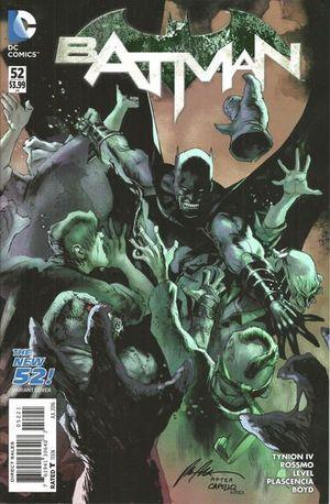 BATMAN (2011 2ND SERIES) #52B
