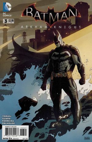 BATMAN ARKHAM KNIGHT (2015) #3B