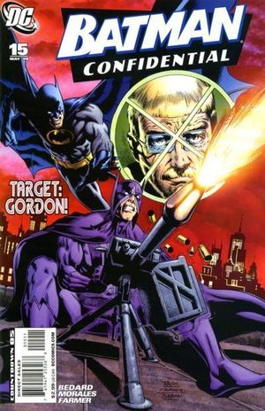 BATMAN CONFIDENTIAL (2006) #15