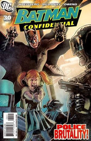 BATMAN CONFIDENTIAL (2006) #30