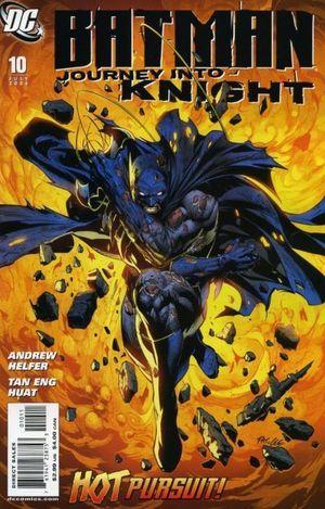 BATMAN JOURNEY INTO KNIGHT (2005) #10