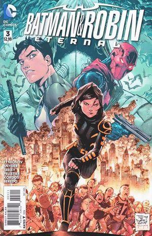 BATMAN AND ROBIN ETERNAL (2015) #3
