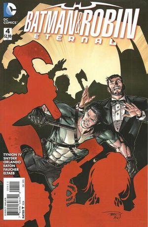 BATMAN AND ROBIN ETERNAL (2015) #4