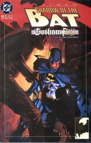 BATMAN SHADOW OF THE BAT (1992) #14