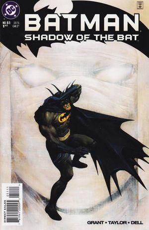 BATMAN SHADOW OF THE BAT (1992) #51