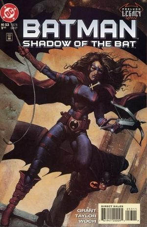 BATMAN SHADOW OF THE BAT (1992) #53