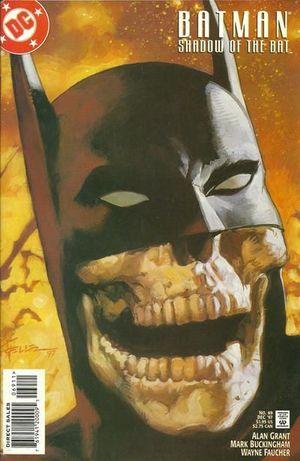 BATMAN SHADOW OF THE BAT (1992) #69