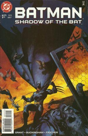 BATMAN SHADOW OF THE BAT (1992) #71
