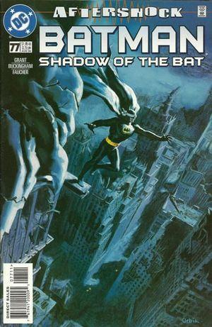 BATMAN SHADOW OF THE BAT (1992) #77