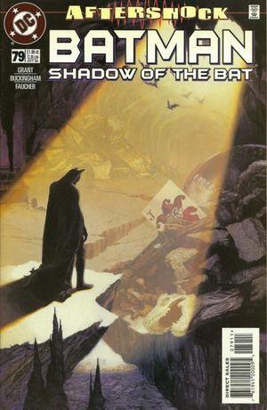 BATMAN SHADOW OF THE BAT (1992) #79