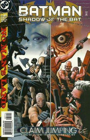 BATMAN SHADOW OF THE BAT (1992) #87