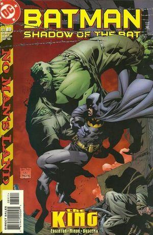BATMAN SHADOW OF THE BAT (1992) #89