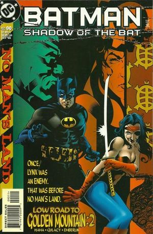 BATMAN SHADOW OF THE BAT (1992) #90