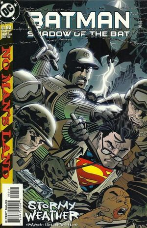 BATMAN SHADOW OF THE BAT (1992) #92
