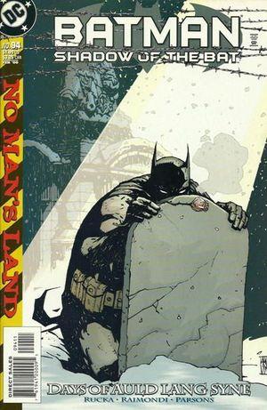 BATMAN SHADOW OF THE BAT (1992)