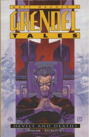 GRENDEL TALES DEVILS AND DEATHS TPB (1996) #1