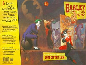 HARLEY AND IVY LOVE ON THE LAM (2001) #1