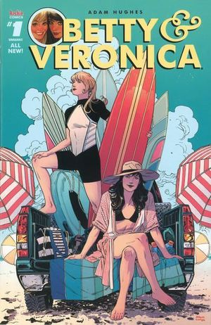 BETTY AND VERONICA (2016 2ND SERIES) #1