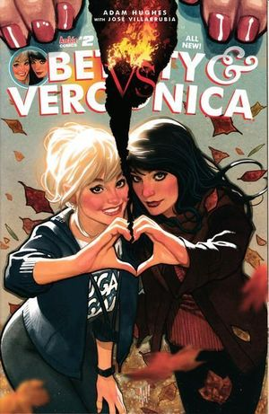 BETTY AND VERONICA (2016 2ND SERIES) #2