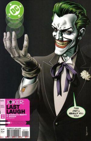 JOKER LAST LAUGH (2001) #1-6